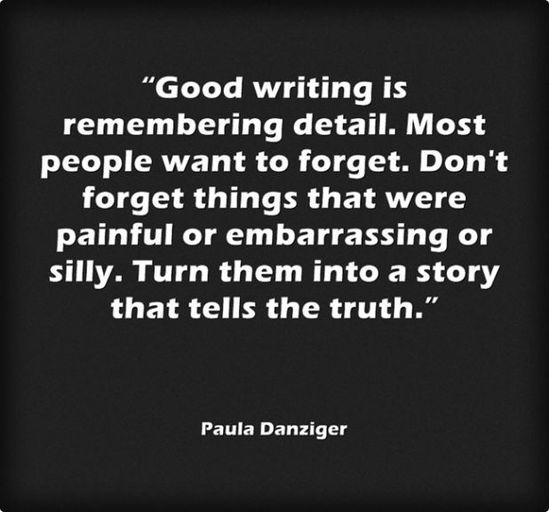Inspiring Writing Quote