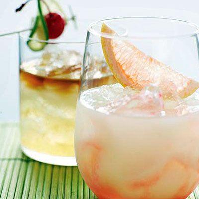 Summer drinks from Sunset Magazine