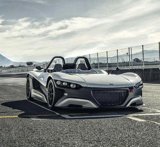Vuhl 05 Sports Car