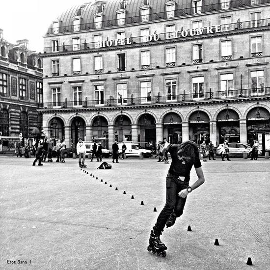 #Paris 516 • KINETIC 2
