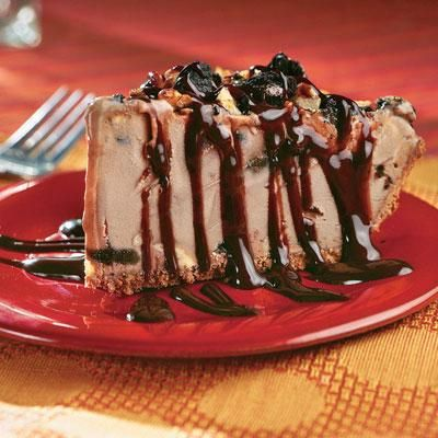 Mocha-Pecan Mud Pie