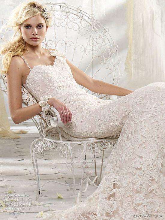 Alvina Valenta Wedding Dresses Spring 2012