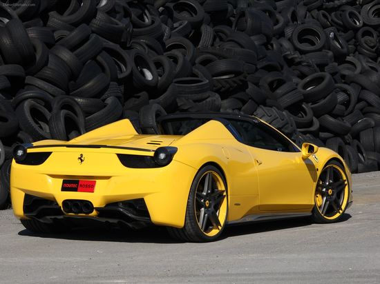 Novitec Rosso Ferrari 458 Spider 2012 Exotic Car in Yellow.  #yellow #ferrari #novitecrosso #spider #ferrarispider #fast #car #cars #auto #autos #luxury #sport #yellowferrari #yellowspider #luxe   www.gmichaelsalon...