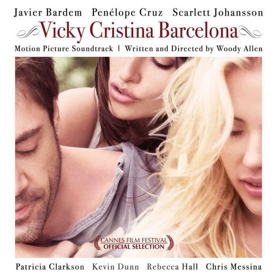 Vicky Cristina Barcelona, film set in Barcelona Spain