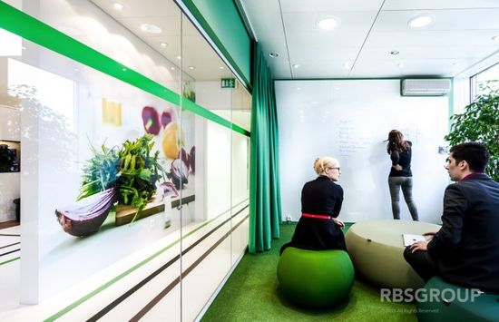 Office Design Compass Group's New Offices