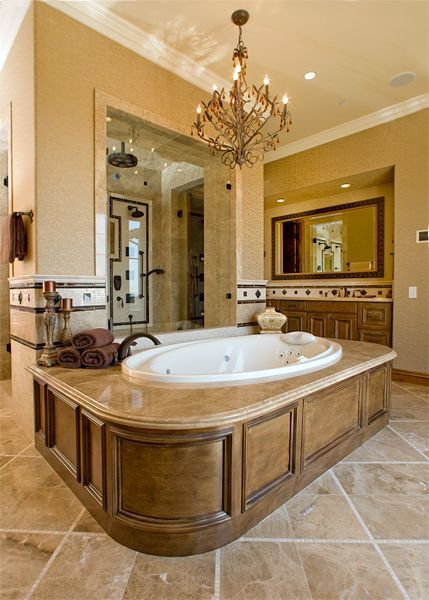 Master Bathroom - Traditional - Bathroom - Images by Beth Whitlinger Interior Design