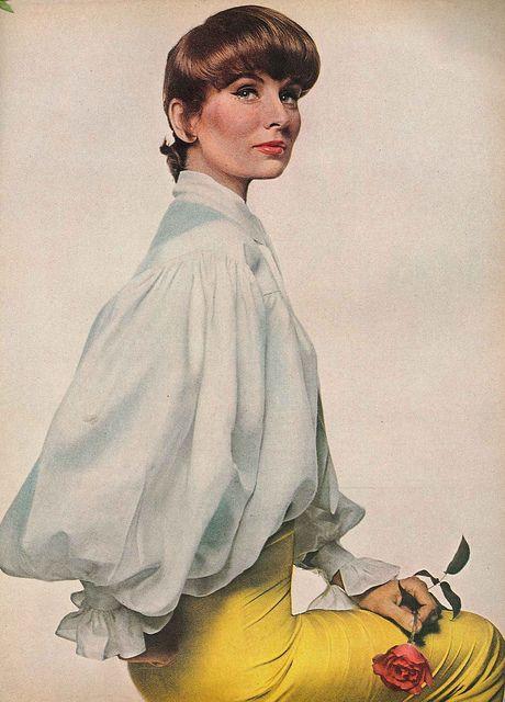 Suzy Parker, March Vogue 1964