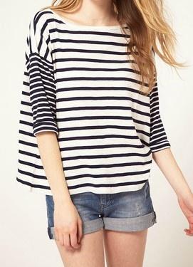 wide stripes