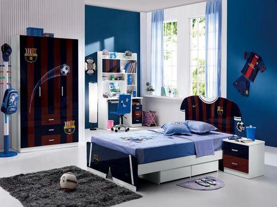 15 Blue Bedroom Designs
