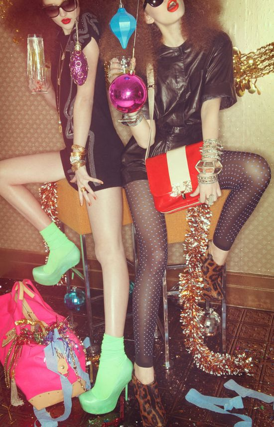 New Year's Eve Party Outfits