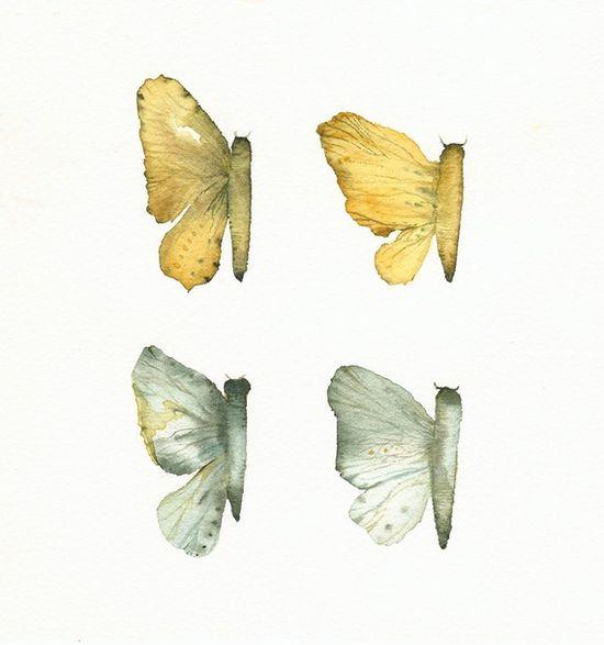 Butterfly Wings, Amber Alexander, etsy, $20