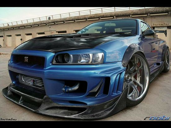 Sports Car Nissan