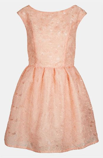 Every girl needs a good party dress in her closet.