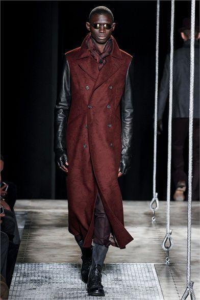 John Varvatos - Men Fashion Fall Winter 2013-14 - Shows - Vogue.it