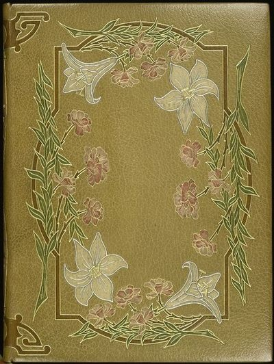 vintage book cover art