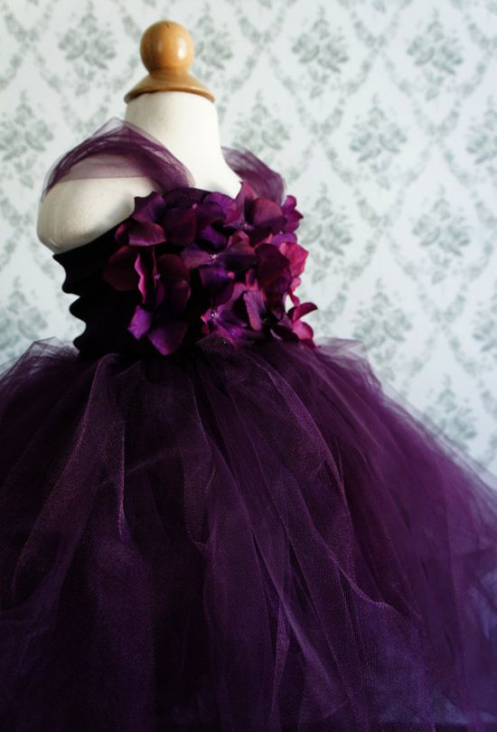 Flower Girl Dress Tutu Tutu dress Photo Prop in by FashionTouch, $70.00