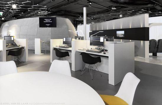 Getronics Experience Centre by VANDAAG=MORGEN, Zoetermeer   Netherlands