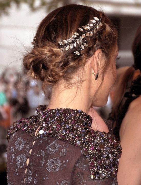 braided & bejeweled #hair