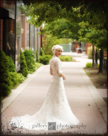 #wedding #dress #ruffles #lace #beading #modest #bridal #gown #lds #mormon #temple