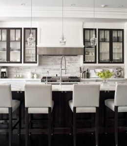 Simply Glam Kitchen Design