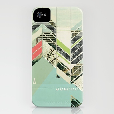 Solara Geometric IPHONE CASE $35