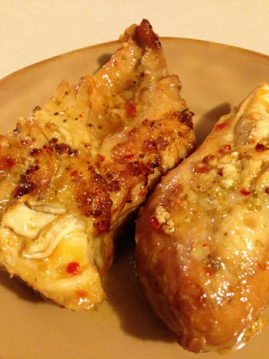 Crock Pot Zesty Chicken