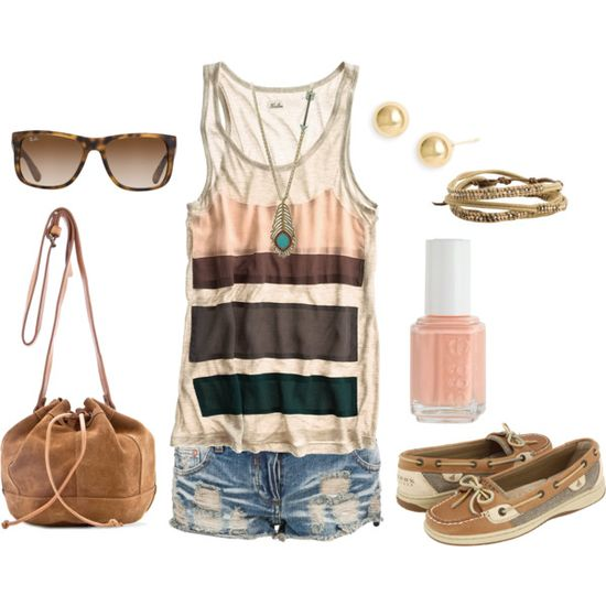 cute summer style. :]