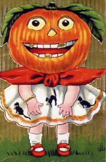 Vintage Halloween images you print yourself for all your crafty projects from:  joannabanana.etsy...
