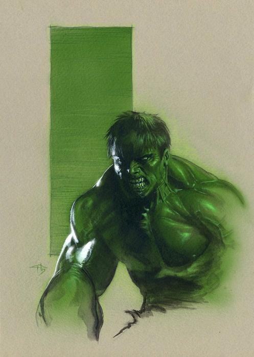 Hulk - Gabriele Dell'Otto