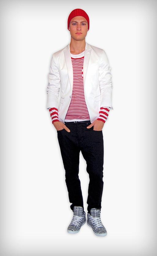 Men's fashion - Dolce & Gabbana Fall/Winter 2012