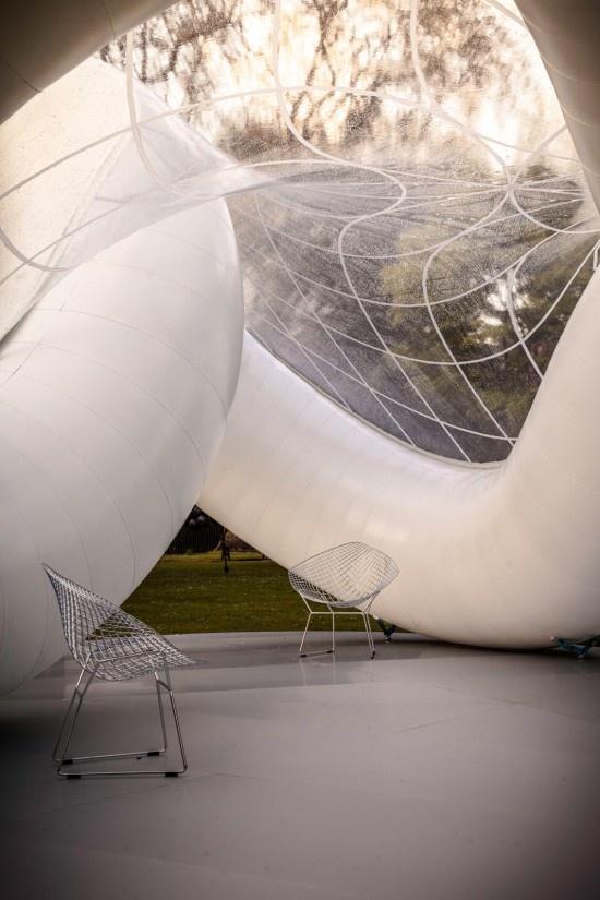 Triumph Pavilion 2013 – Peace Pavilion – by Atelier Zündel Cristea I Like Architecture