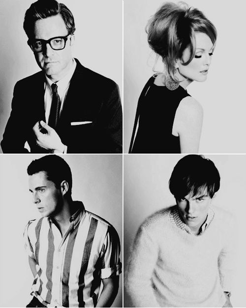 """A Single Man"" cast"