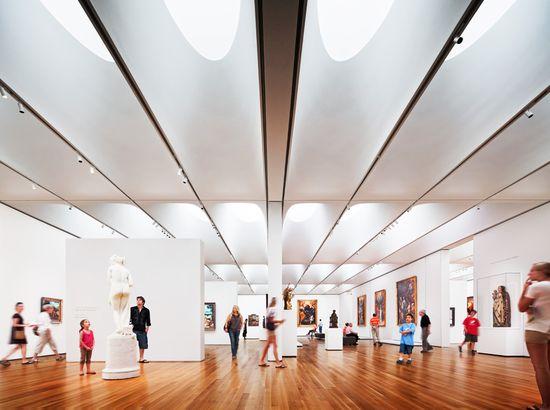 North Carolina Museum of Art by Thomas Phifer