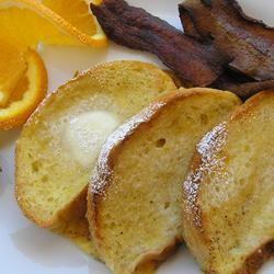 Portuguese Bread French Toast Allrecipes.com