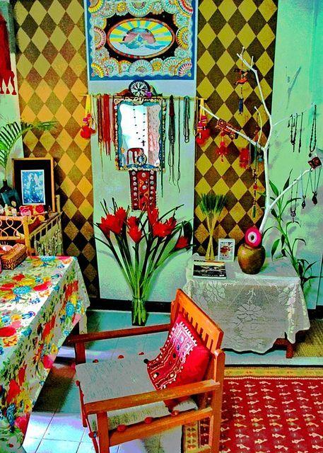Boho#home interior #home decorating #home interior design 2012