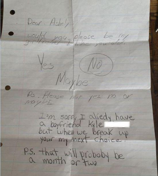 Cute Kid Notes