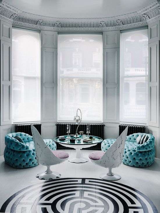 Imperial buddy and fabulous interior designer Danielle Moudaber