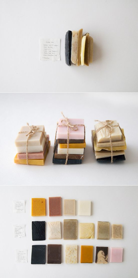 morning calm soap by romina/miles of light