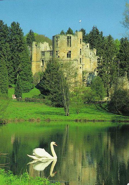 Beaufort Castle, Luxembourg ?
