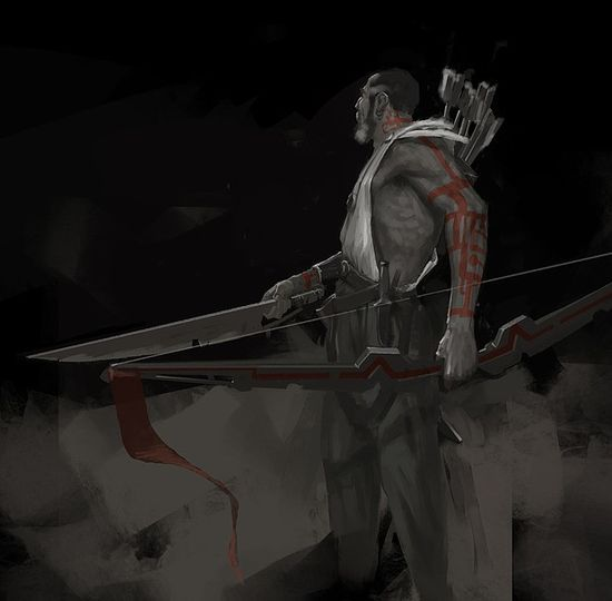 Concept Art by #3d character #3d char