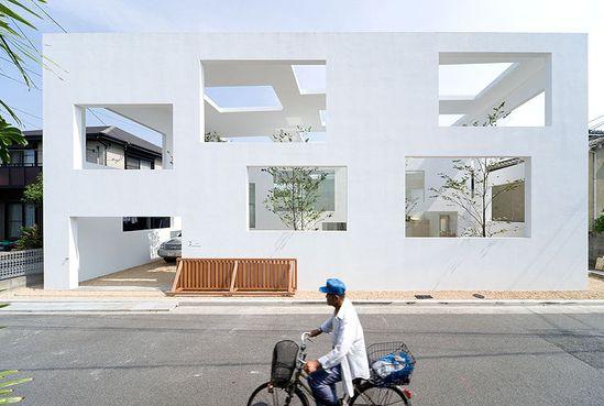 #house #architecture #japan #light