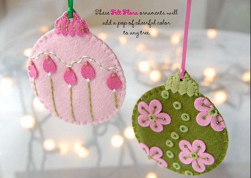 Christmas ornaments :)