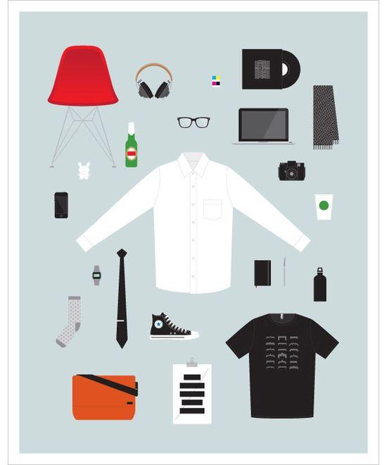 Graphic Designer essentials.