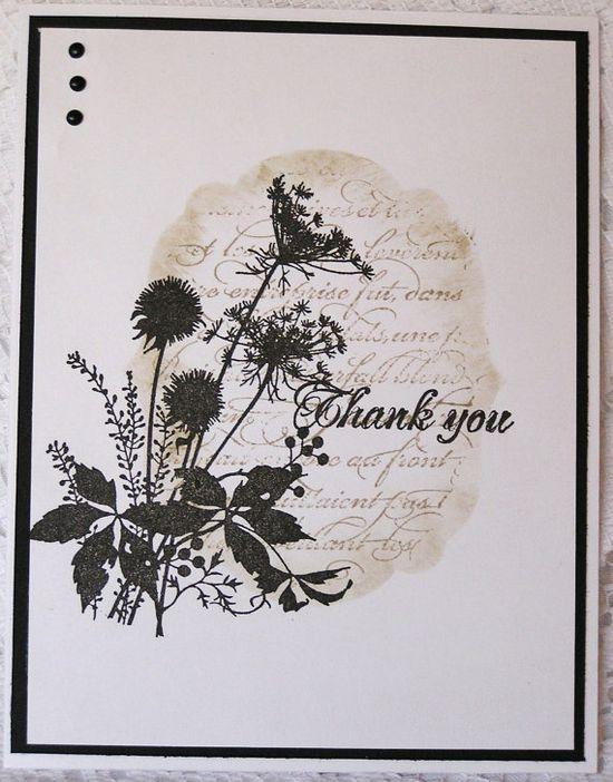 Stampin Up Handmade Greeting Card Queen by JulieAnnesTreasures, $4.00