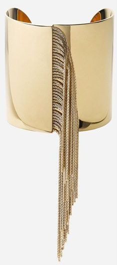 Michael Kors 'Seaside Luxe' Fringed Cuff available at #Nordstrom
