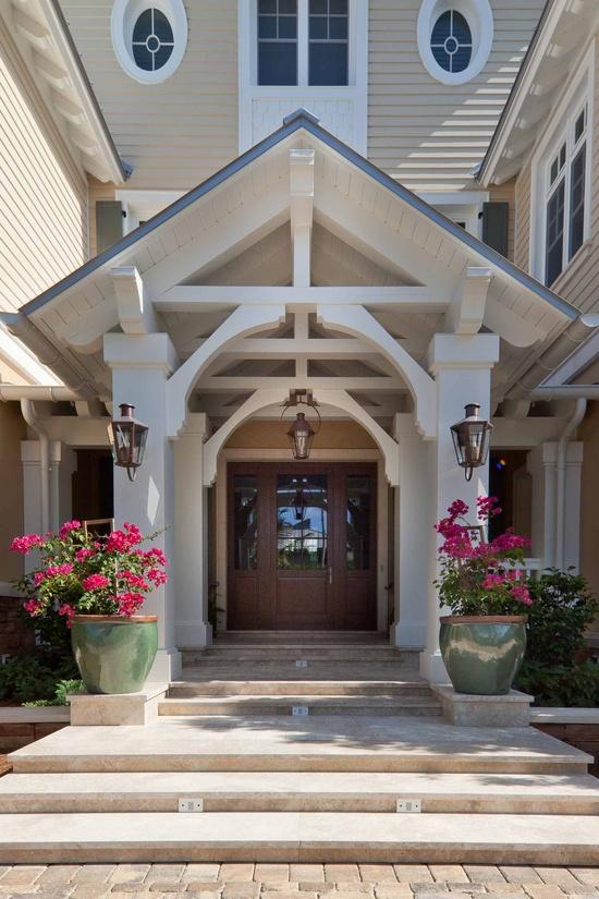 gorgeous entry  #Interior #Home #Design