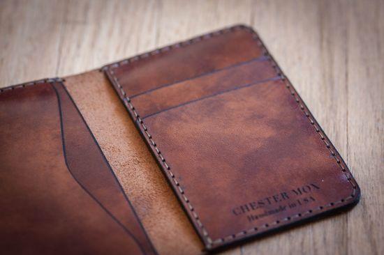 Chester Mox Bi-fold Wallet