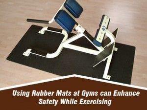 By contracting the services of an esteemed team of Gym Mats UK you can incorporate modernized floors designs at your homes and commercials