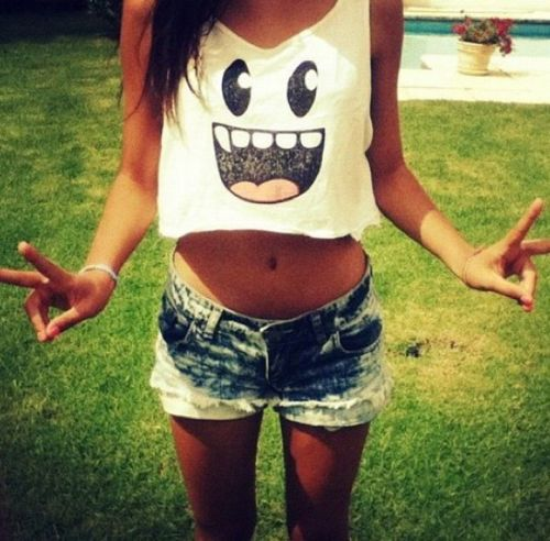cute summer clothes.