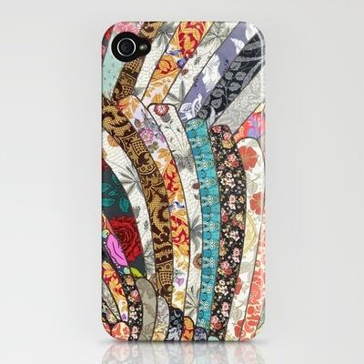 patchwork phone case